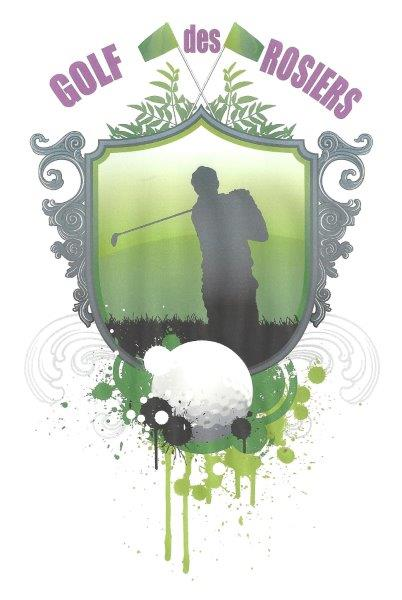 Logo Association Golf des Rosiers